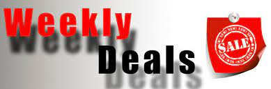 Check out our weekly vape deals