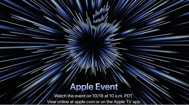 Apple Event   The New M1X Processor Chip, Event On October 18