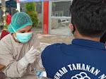 Vaksinasi Warga Binaan Lapas di Sulsel Capai 93,76 Persen