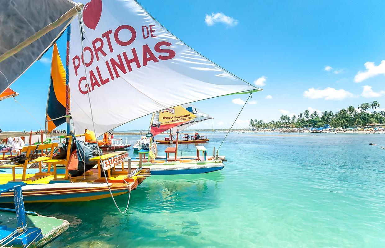 Porto de Galinhas (PE) fará rodshow pelo Brasil