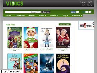 Top 12 Vidics alternative site to watch movie free online