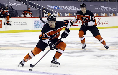 Projecting the Philadelphia Flyers' Opening Night Roster