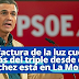 Los populares acusan al PSOE no querer exigir al Gobierno de España una bajada inminente de la factura de la luz