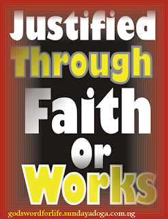 James 2:24 Vs Romans 3:28 - Are We Justified By Faith Or By Works?