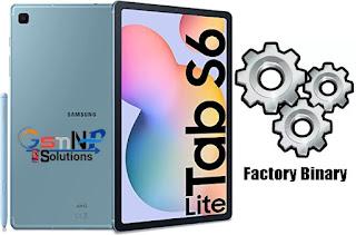 Samsung SM-T867V Combination File Galaxy Tab S6 LTE Free