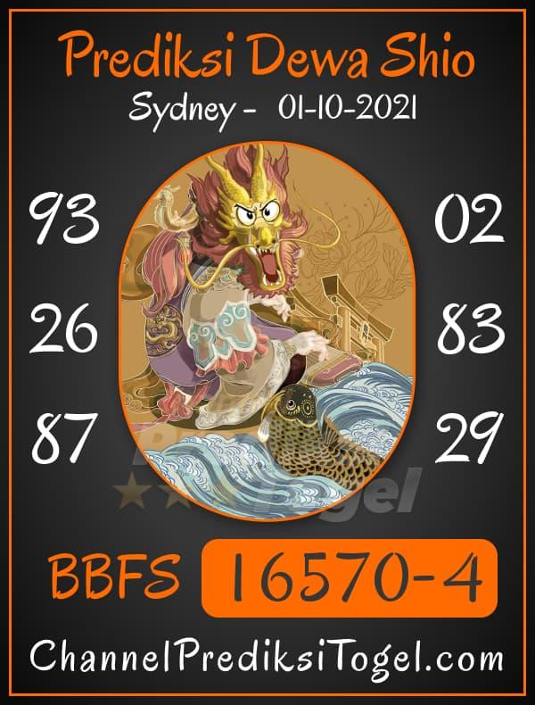 Predksi Shio Sydney