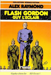 Flash Gordon, Alex Raymond, 1980