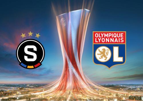 Sparta Prague vs Lyon Highlights 21 October 2021