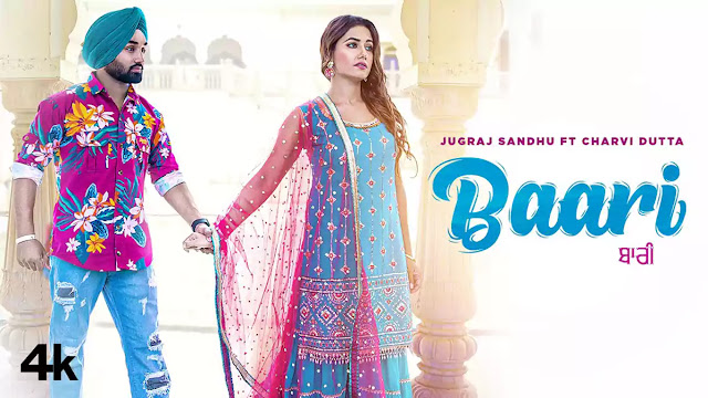 Baari Lyrics – Jugraj Sandhu