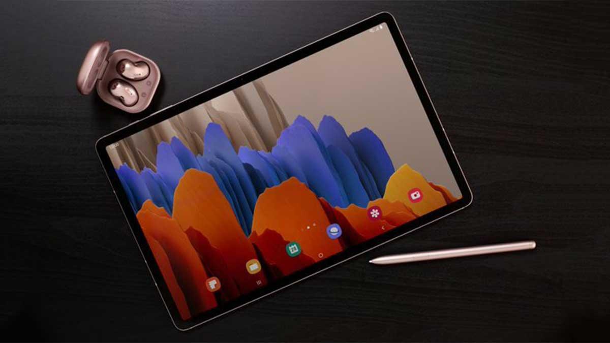 Samsung Galaxy Tab S8 و S8 + و S8 Ultra