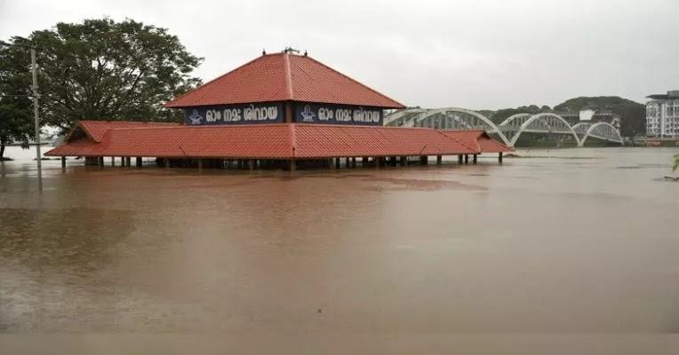 സംസ്ഥാനത്ത് ദുരിതം വിതച്ച് കനത്തമഴ; പുഴകള് കരകവിഞ്ഞു, 3 മരണം | Heavy rains sow misery in the state; Rivers overflowed, 3 deaths