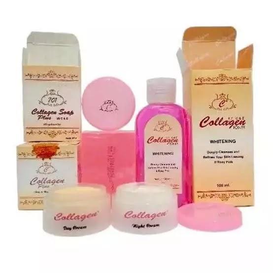 Efek Samping dari Bedak/Cream Collagen Asli Berbahaya