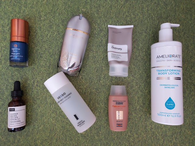 September 2021 Skincare Empties