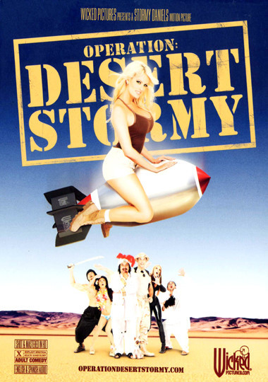 Download 18+ Operation: Desert Stormy (20) Full Movie BluRay 720p [1GB]