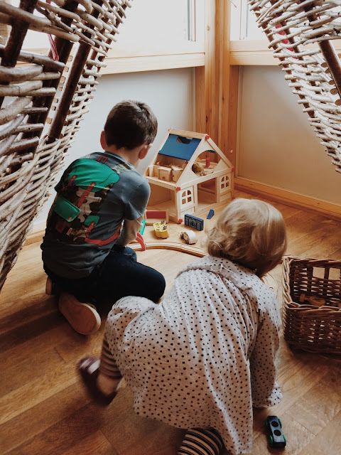 Child Friendly Cafes in North East England - Nelson's at the park, swarland