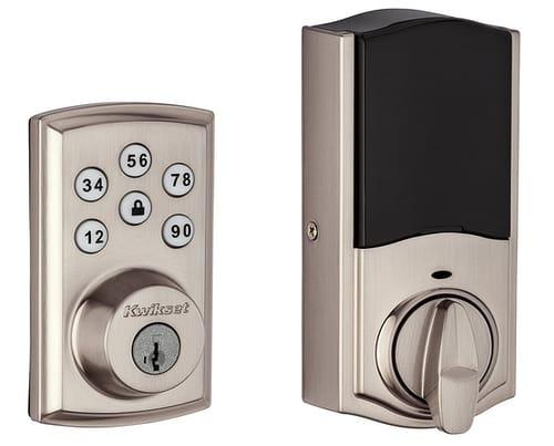 Kwikset 98880-004 SmartCode 888 Smart Lock Touchpad