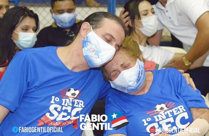 ESPORTE - Emoção marca abertura do 1° Intersec Talmir Rosa, em Caxias