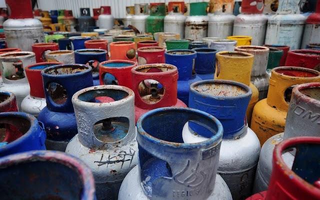 Gas sube 34 pesos en una semana