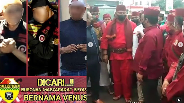 Oknum Ormas Tendang Pemuda dan Hina Suku Betawi, Ratusan Jawara Ngamuk Datangi Kantor Polisi