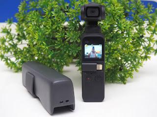 DJI OSMO Pocket (Camera += Gimblal 3 Axis)