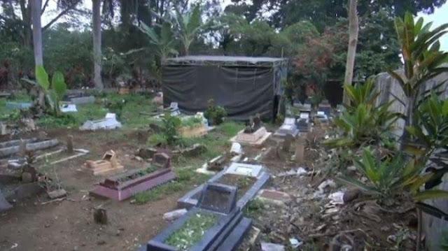 Kasus Pembunuhan Sadis di Subang: Puluhan Polisi Berpakaian Preman Datangi TKP Pasca Autopsi Ulang