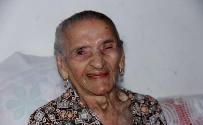 Moradora da Bahia de 116 anos assume posto de mulher mais velha do Brasil depois da morte de idosa cearense