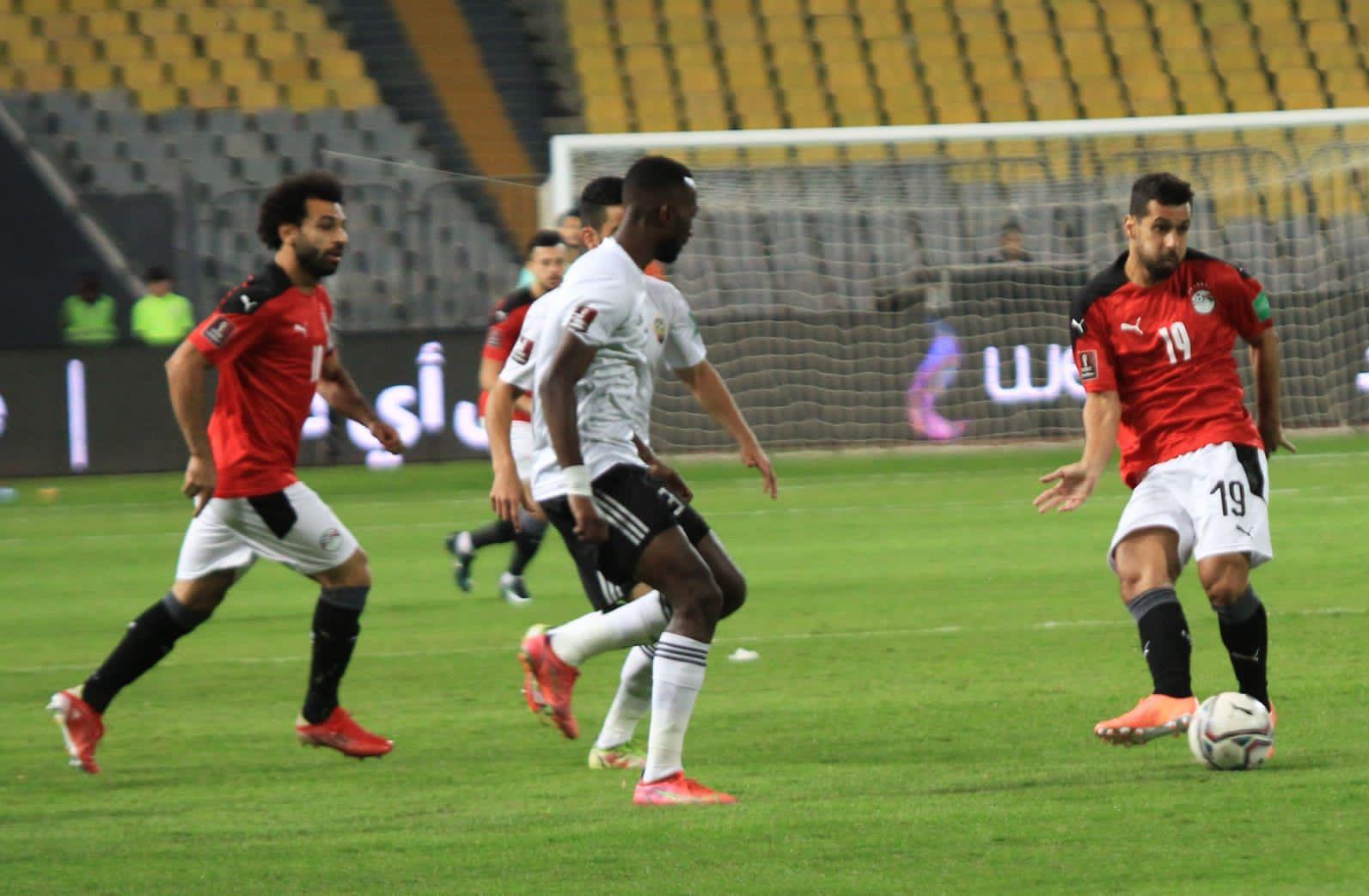 موعد مباراة مصر وليبيا في تصفيات كأس العالم