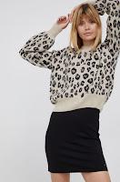 Pulover dama din amestec de lana Kate