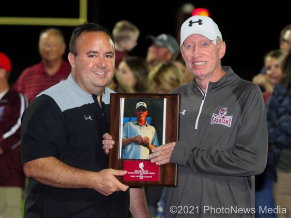 Keith Sjuts joins Hall of Fame