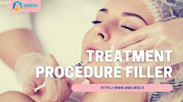 treatment procedure filler