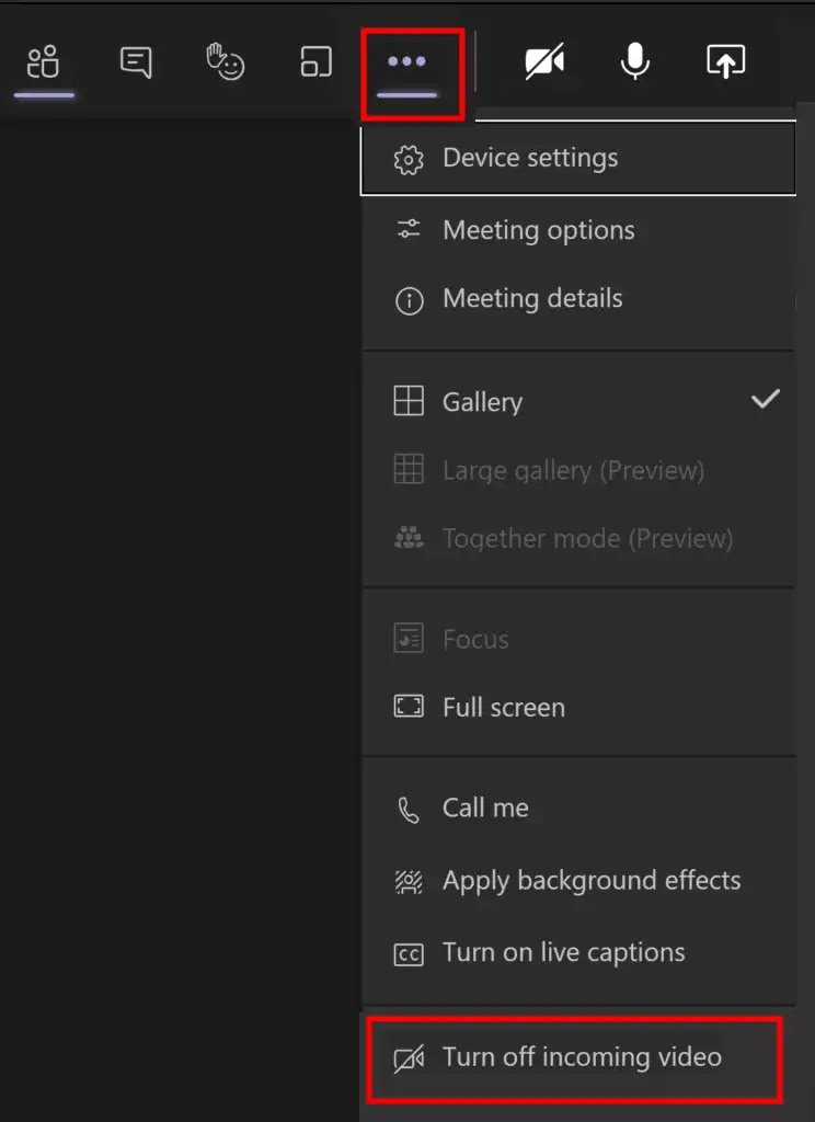 How to Use 'Zoom Stop Incoming Video' Feature in Meetings