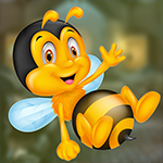 Games4King - G4K Lucky Bee Escape Game