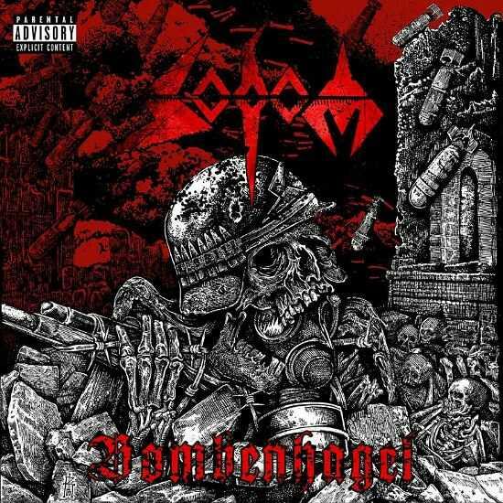 """Το ep των Sodom """"Bombenhagel"""""""