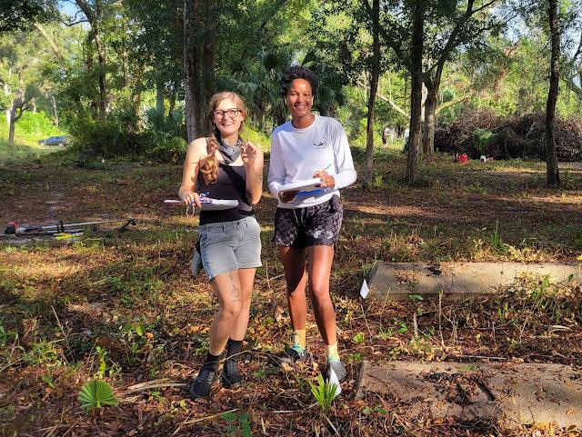 Tess Rose and Bianca Dawson