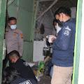 Tempat Produksi Sabu di Dua Kecamatan Digerebek Polisi