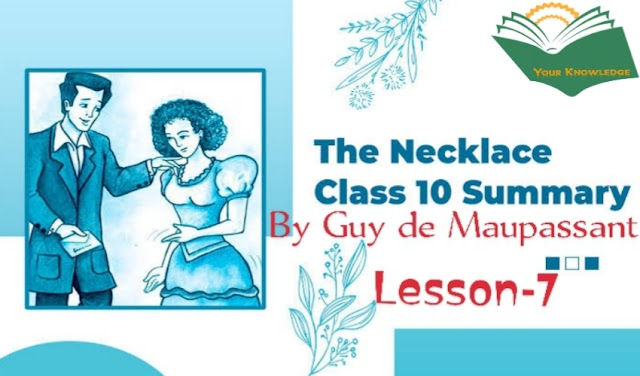 Chapter-7 The Necklace