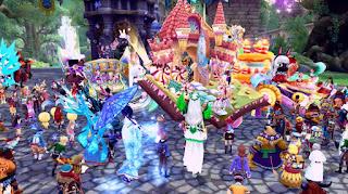 game online pc mmorpg_Aura Kingdom