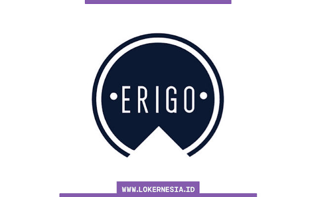 Lowongan Kerja Erigo Store Oktober 2021