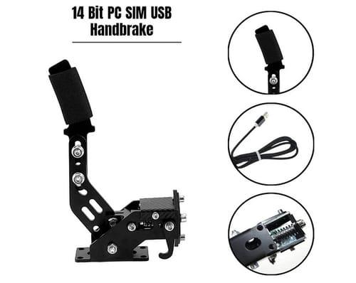 Marada USB Handbrakes 14Bit PC Handbrake