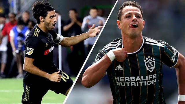 Carlos Vela y Chicharito son los futbolistas mejor pagados de la MLS