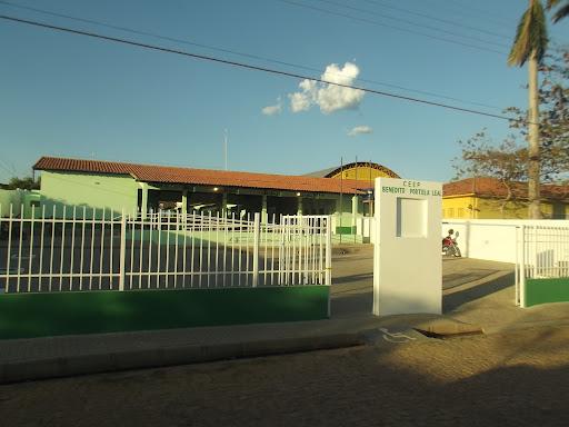 RETORNO: Alunos de 3º ano do Ceep Benedito Leal em Elesbão Veloso retomam aulas presenciais