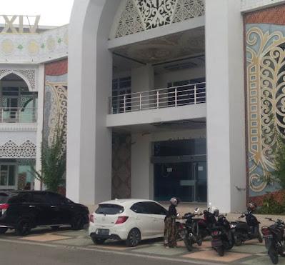 Gedung PCC Sigli Semak,  Ini Kata Wadir RSUD Chik Ditiro