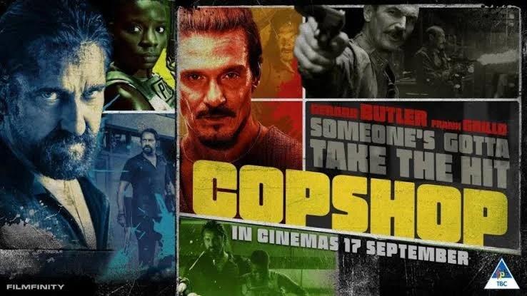 Copshop 2021 English Full Movie Download