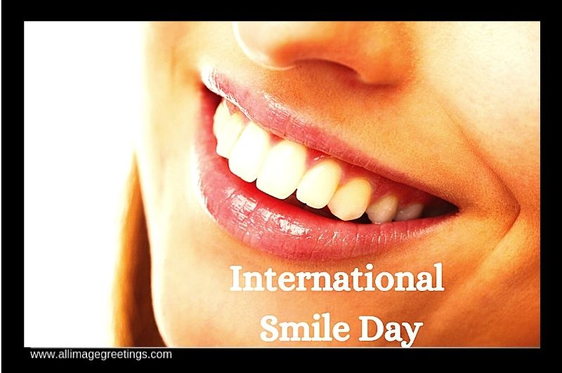 World smile day picture