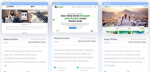 Jasa Pembuatan Website Jakarta Barat Harga Murah Dan Berkualitas Jasa Pembuatan Website Jakarta Barat, Anda sedang mencari tempat jasa pembuat website ? Gunakan tempat ini. Sangat RECOMMENDED.     Tempat ini menerima pemesanan bikin situs dengan berbagai jenis usaha bisnis atau jasa dengan kilat secara instan.    Ya, anda tak perlu lagi mencari tempat pembuat web secara perseorangan yang memakan biaya yang sangat banyak dan sangat terbatas dalam berbagai hal.    Sangat terbatas disini adalah terbatas jumlah halaman yang diberikan. Apabila melebihi batas jumlah halaman di layani maka harus menambah lagi biayanya.    Sangat terbatas dengan fitur-fitur yang ditawarkan. Sebagian penyedia web yang terbatas fitur diberikan, plugin yang diinstallkan.    Mahal. Bahkan harga biaya pembuatannya pun tergolong mahal. Anda harus membayar biaya jasanya, biaya domain hostingnya, biaya theme premiumnya, biaya pluginnya.     SOLUSI TERBAIK JASA BUAT WEB  Ada alternatif terbaik yang bisa anda pilih. Anda bisa memaksimalkan platform pembuat situs. Anda bisa memesan sebuah landing page diniagahoster.     Nigahoster merupakan suatu penyedia pembuat situs yang sangat recommended dengan harga yang sangat terjangkau tetapi tetap mengutamakan berkualitas terbaik.     Ada begitu banyak keunggulan yang ada diniagahoster. Diantaranya adalah    SEO FRIENDLY. Dengan sangat mudah landing page anda mampu menempati di halaman satu Google. Karena landing page anda akan menggunakan mesin Wordpress.     Wordpress adalah cms pembuat web sangat direkomendasikan oleh berbagai web master pro dan para pebisnis online.     GARANSI KEAMANAN. Bila sudah mempunyai sebuah situs, mau tidak mau web anda bisa beresiko terkena serangan mallware dan juga serangan para hacker nackal.     Niagahostyer sangat memahami hal ini dengan menyuntikkan fitur keamanan yang sangat canggih. Silahkan anda pelajari fitur-fitur lengkapnya di halaman jasa website.     Jasa Bikin Website Murah  Berapa harga tiap situs landing page ny