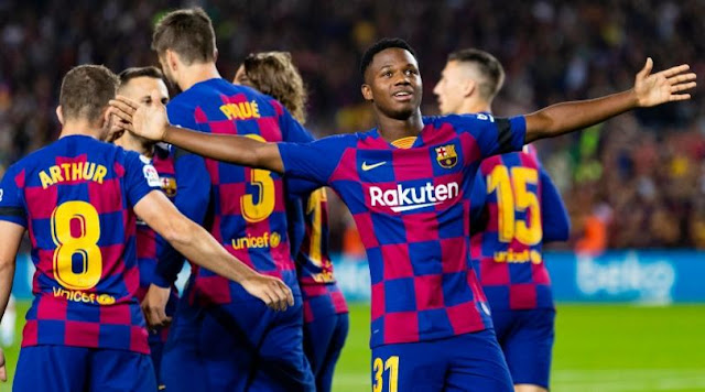Ansu Fati, - What Do You Know About Barcelona New 10