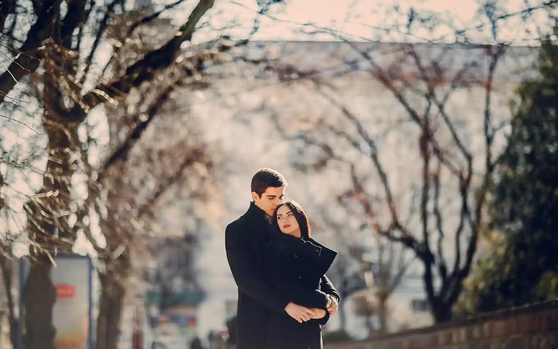 love couple romantic pic