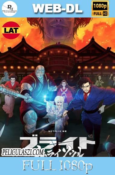 Bright Samurai Soul (2021) Full HD WEB-DL 1080p Dual-Latino VIP