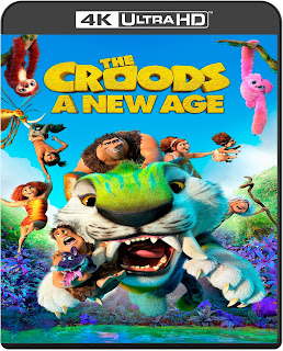 The Croods: A New Age [2021] [UHD] [Latino]