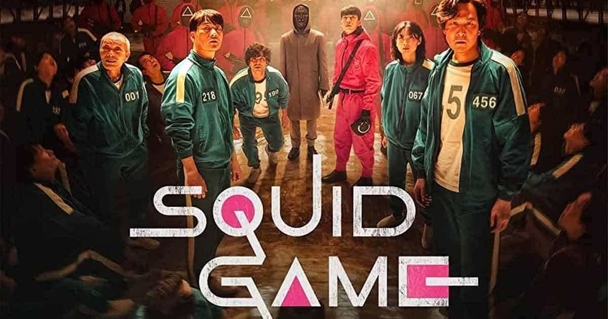 Zavvi presents exclusive Squid Game merchandise